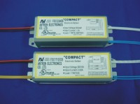 Electronic ballasts for DC Voltage