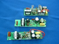 Electronic ballasts for stand lamps