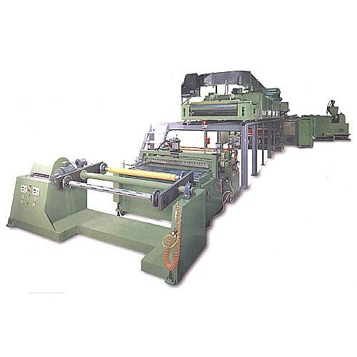 P.V.C. 地墊製造機