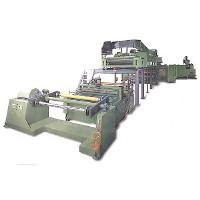 P.V.C. COIL MAT MAKING MACHINE