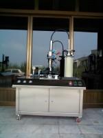 喷雾罐半自动液化气体充填机