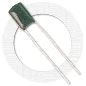 PEIPOLYESTER FILM/FOIL CAPACITOR