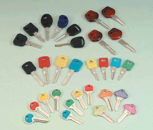 Key Blanks, Auto Keys, Door Locks, Aluminum Alloy Keys