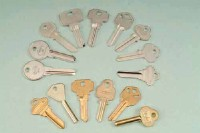 Key Blanks, Auto Keys, Door Locks, Aluminum Alloy Keys