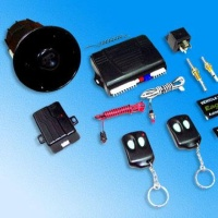 Remote Car Alarm System with Second Channel