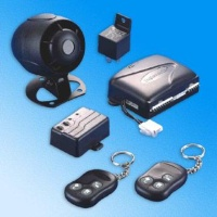 Remote Car Alarm System with Five Built-in Relays