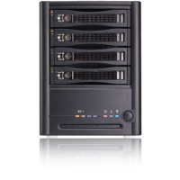 The integral small business data storage and protection solution