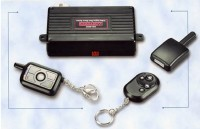 2-Way LED Car Alarm System with Remote Starter