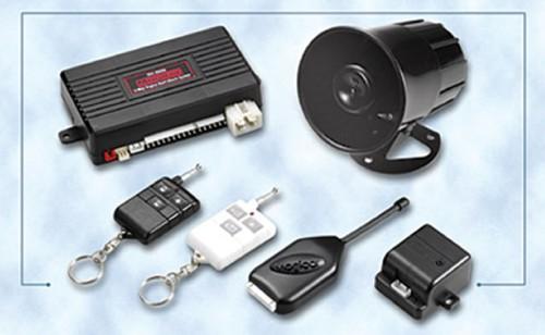 Intelligent Car Alarm System with Remote Starter