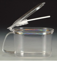 專利調味盒, 杯子, 塑膠管