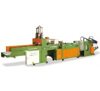 High-Speed Fully Automatic T-Shirt Bag Making Machine