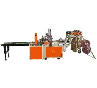 Twin Servo Motor Driven Bottom Sealing Machine