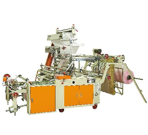 PERFORATED BAG MAKING MACHINE