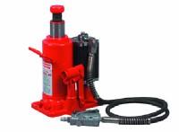 Air hydraulic bottle jack