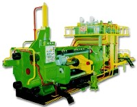 Extrusion Press for Aluminum or Brass