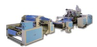 MULTI-LAYER PP THIN file making machine