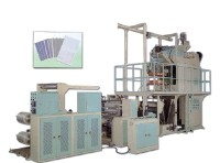 P.P TUBULAR FILM MAKING MACHINE