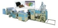 CCP薄膜、pp厚板制造机