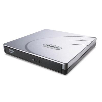 超薄外接式DVD烧录机Built-in USB 2.0 Interface