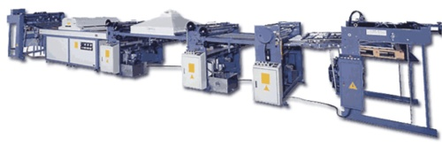 Fully Automatic Dual-Set UV Varnishing Machine