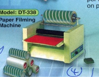 Paper Filming Machine
