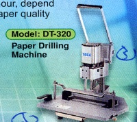 Paper Drilling Machine