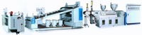 Line of PP.PE.HIPS Sheet Whole Manufacturer Machines