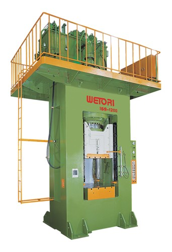 Hydraulic Cold and Hot Forging Press