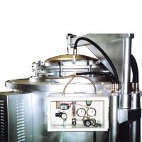 Ammonia pressure reduction valves and solenoid valves