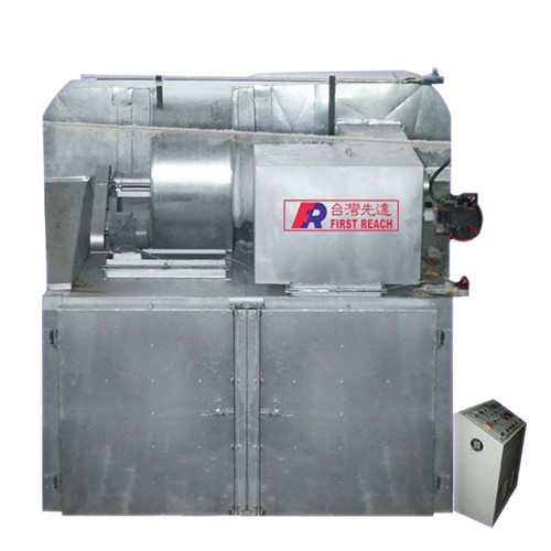Two-step drying furnace