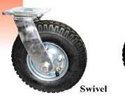 Pneumatic Wheel Casters