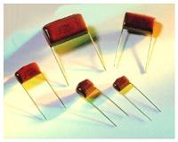 MEF:Metallized Polyester Film Capacitor