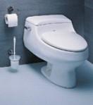 One Piece 6 Liters Toilet