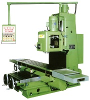 Bed Type Vertical & Horizontal Milling Machine MILLING MACHINE