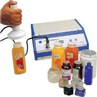 Portable electromagnetic aluminum-foil-lid sealing machine