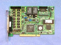 Isolated Analog I/O and Digital I/O card