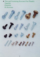 Thread Forming Screws For Plastic,Taptite,Plastite,Pt-Screws