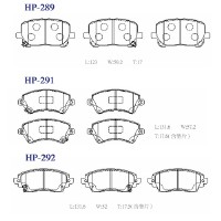 Disc Brake Pads, Brake Shoes, Brake Lining