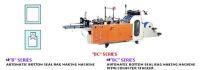 AUTOMATIC BOTTOM SEAL BAG MAKING MACHINE