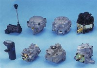 Air Brake Pneumatic Valve