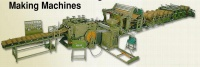 Multiply Kraft Paper-Bag and Laminated Woven-Bag Making Machines