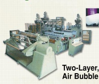Two-Layer, Three-Layer Air Bubble Sheet Making Machines