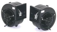 168 Single Dc Brushless Blower & Motor