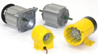 Dc Brushless Water / Air Pump Motor