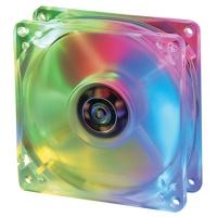 transparent LED fan