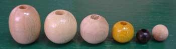Wooden Balls
