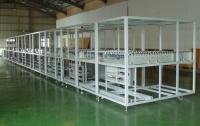 洁净室玻璃基板作业系统
