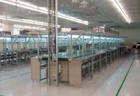 皮带输送组立生产线