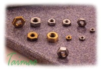 HEX NUTS & HEX MACHINE NUTS