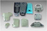 Machinery Parts Molds